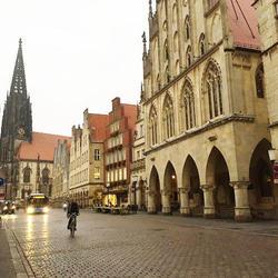 中世の趣が残る街・ミュンスター