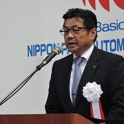 「蓄積したノウハウをグローバルに配信していく」と山田光夫社長