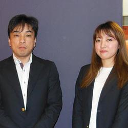 札幌ブランドショップのスタッフのお二人