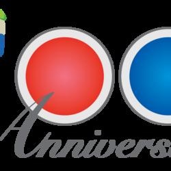 100周年記念ロゴ