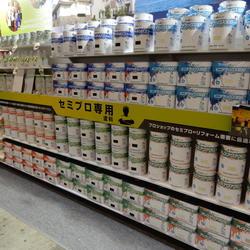 関西ペイントブランドで展開するセミプロ専用塗料