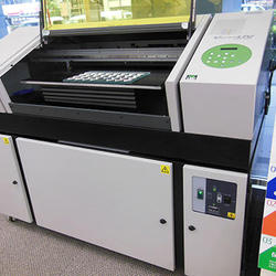 立体印刷が可能、UVインクジェットプリンター
