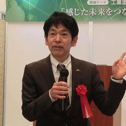 「未来は閉塞していない」と原田社長