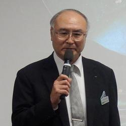 関西ペイント上席執行役員の中野佳成氏