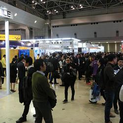 1月に開催された「第2回スマート工場EXPO」には最新の製造業IoT・AIが多数紹介された。