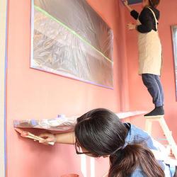 壁をリフレッシュしたい。主婦のDIYペインター増加中!