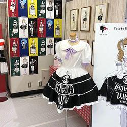 イラストレーター・中村祐介さんが描いた「タナ子ちゃんの部屋」