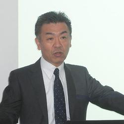 内田勝社長