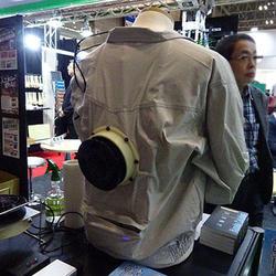 好川産業はエアコンジャケット「ACJ」