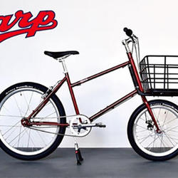 ベターバイシクルズの特別仕様の自転車