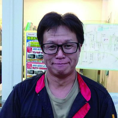 斎藤和実氏