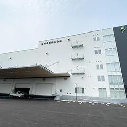 西日本物流センター前景