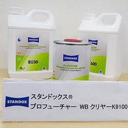 スタンドックス プロフューチャーWB クリヤー K9100