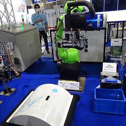 大気社の「i-ART」を実装した研磨装置